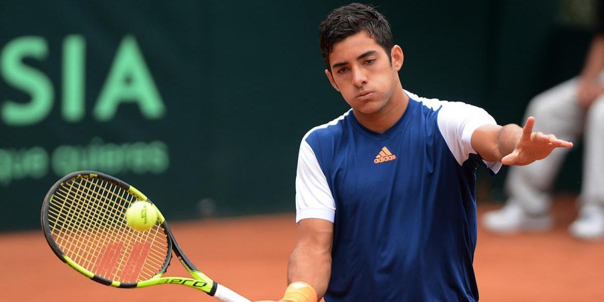 Garín y Jarry ingresaron a la qualy de Roland Garros