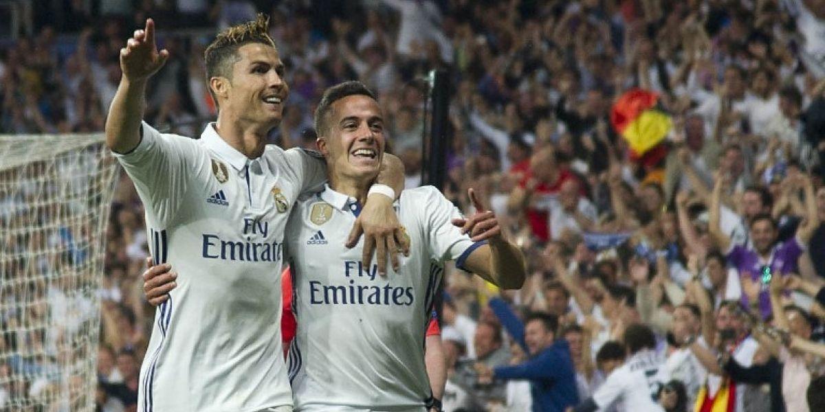 Un hat-trick de Cristiano deja al Madrid a un paso de Cardiff