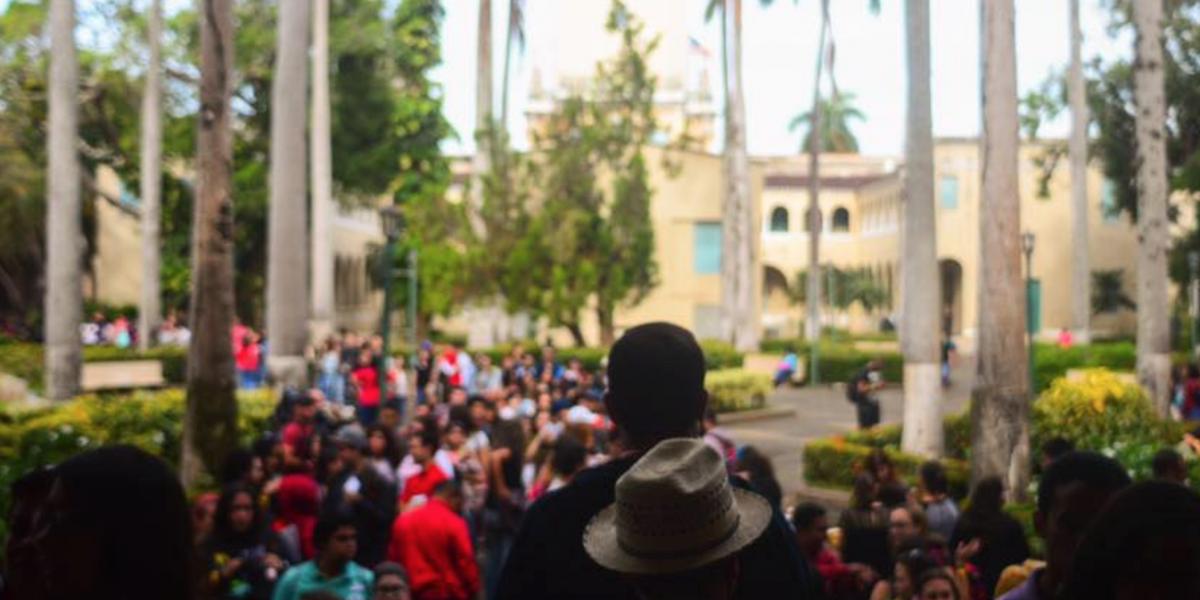 Estudiantes de la IUPI: Los portones no se abren mañana