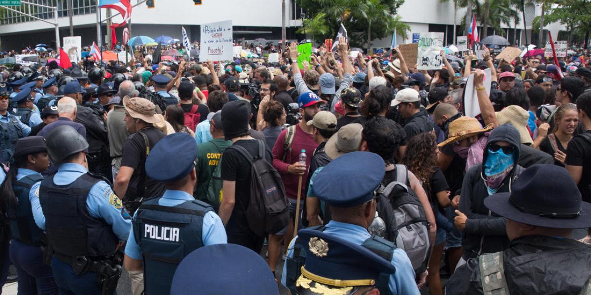 Advierten del impacto negativo de las manifestaciones violentas sobre el turismo