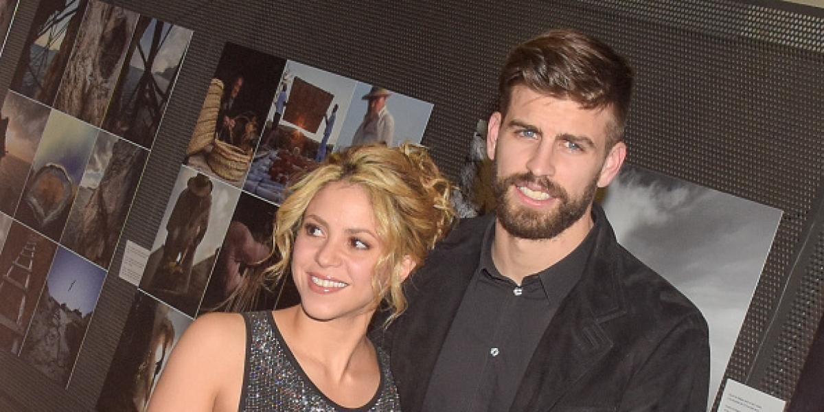 """Shakira y Piqué son captados muy románticos en la grabación del video """"Me enamoré"""""""