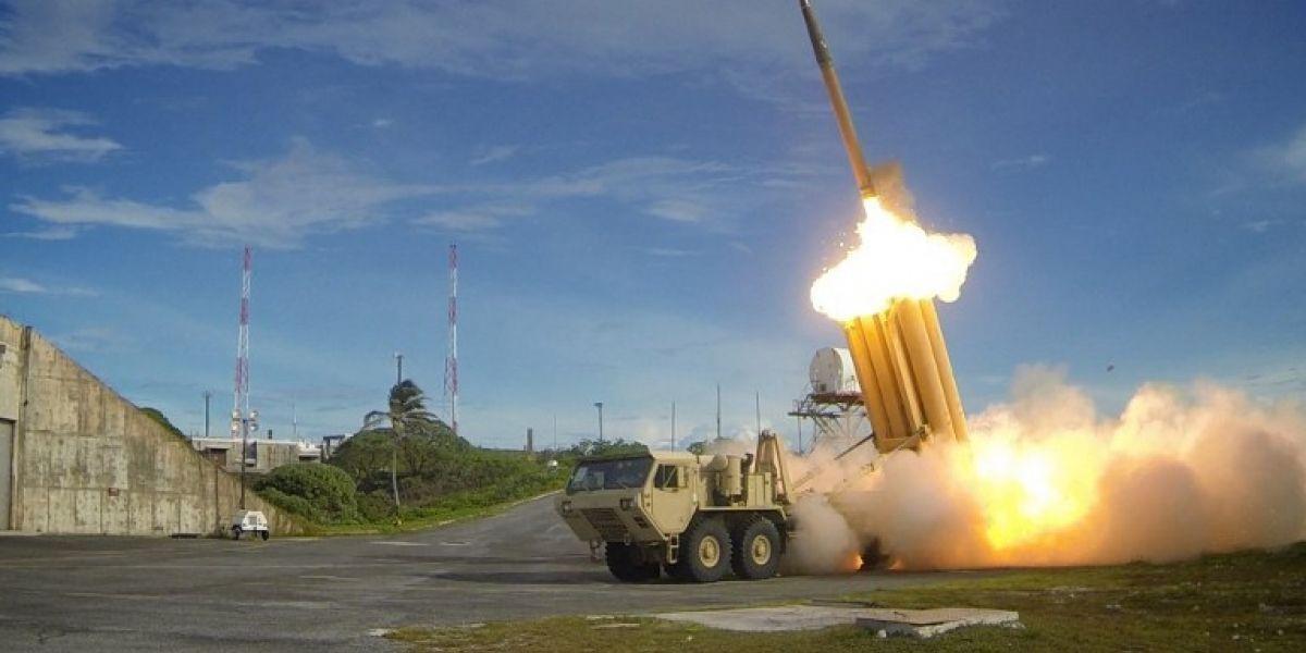 """¿Cómo es el """"poderoso"""" escudo antimisiles que EEUU instaló cerca de Corea del Norte?"""