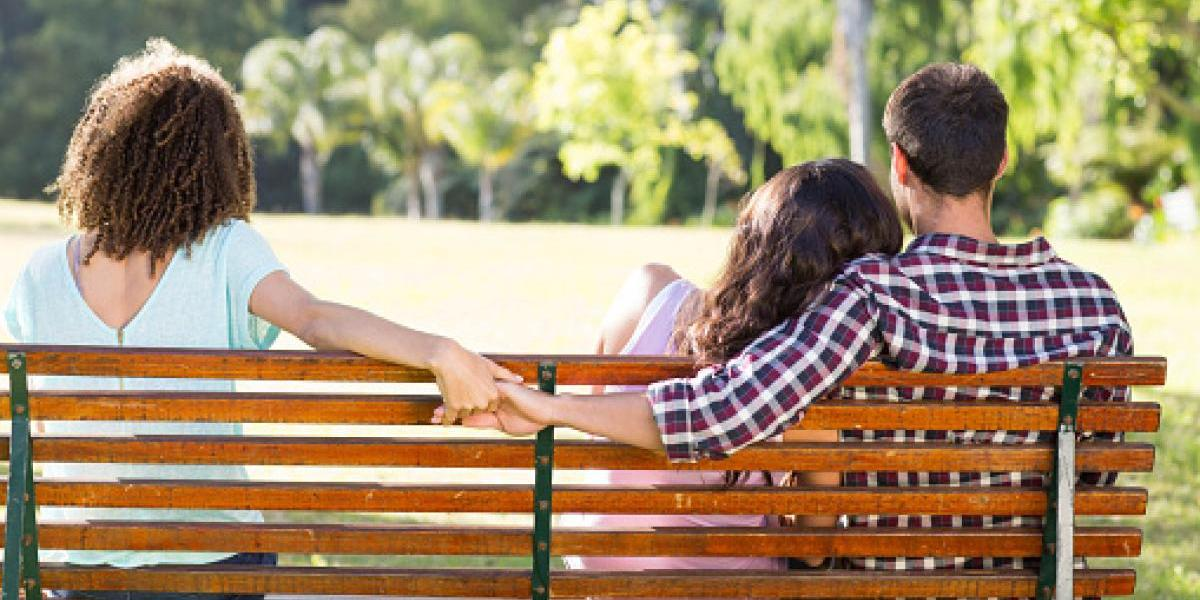 ¿Cómo desenredar un nudo de 4 hilos? infidelidades