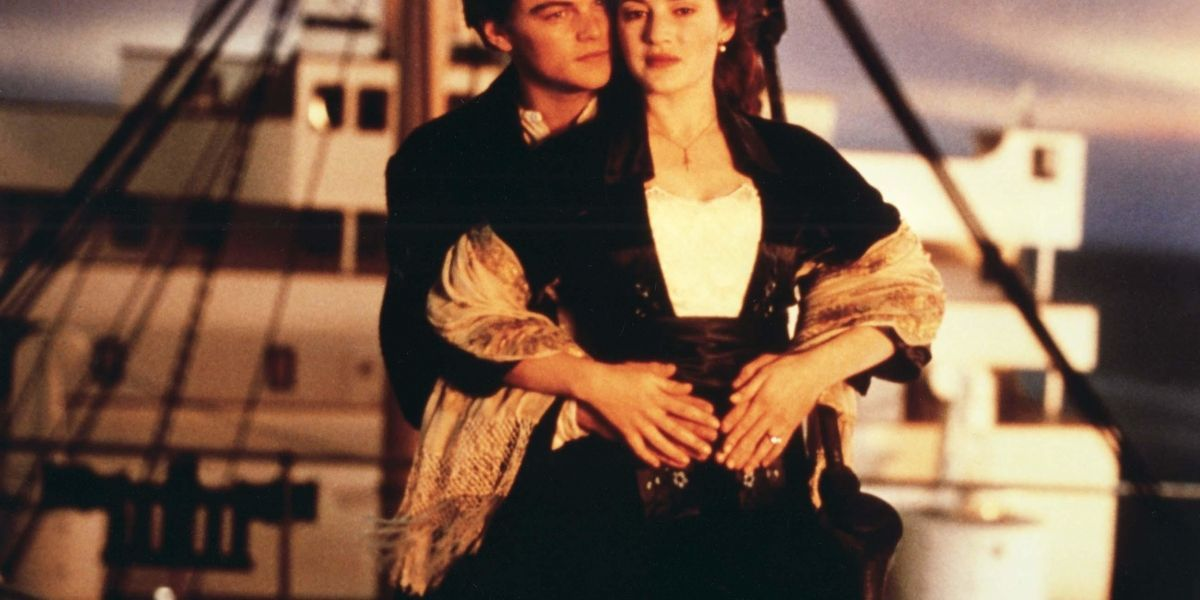 Los errores de la película Titanic