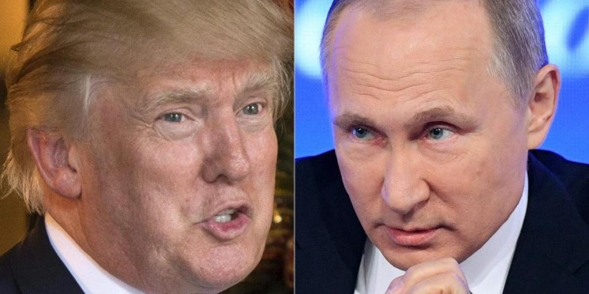 Putin y Trump acuerdan coordinar sus acciones contra terrorismo