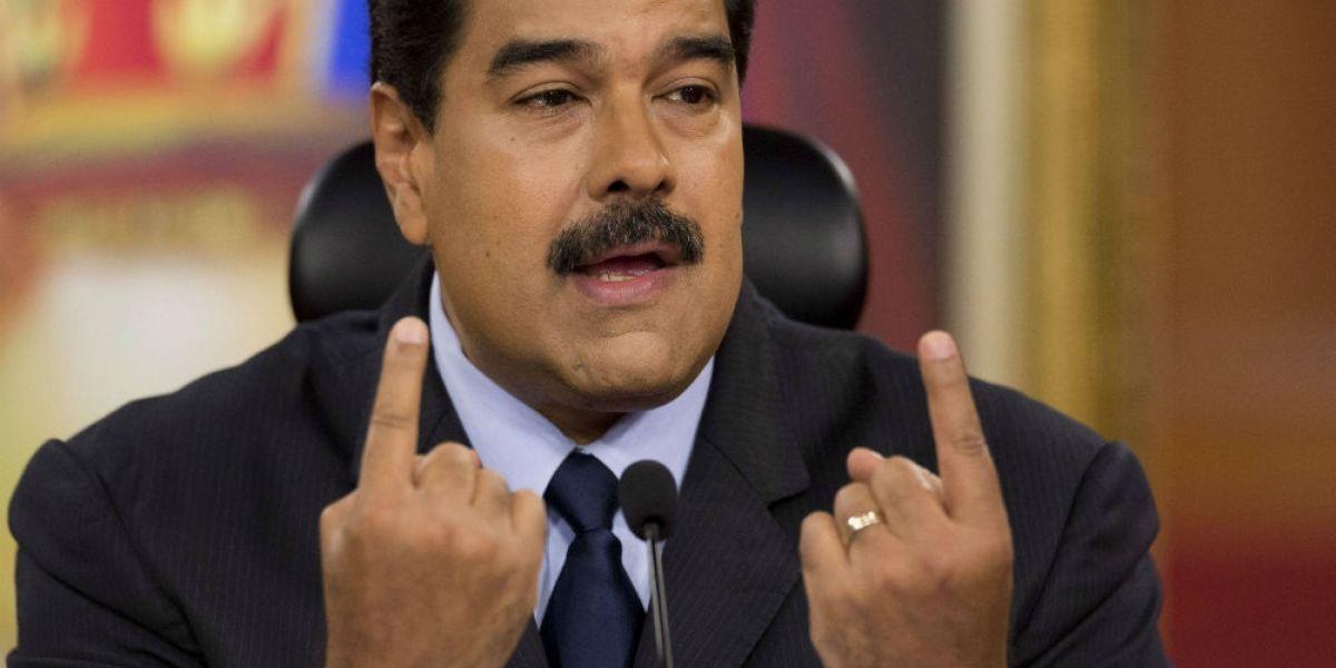 Congreso venezolano rechaza convocatoria de Maduro a Constituyente