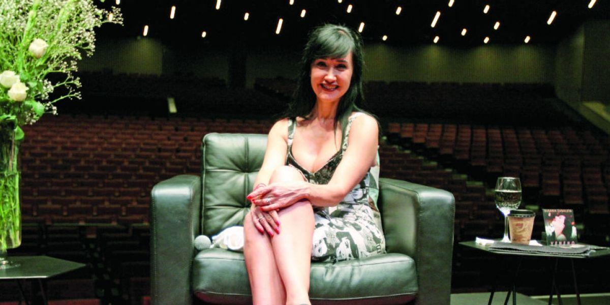 Susana Zabaleta regresa con la libertad de reencontrarse con los regios