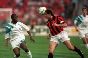 Franco Baresi (AC Milan) / imagen: AFP