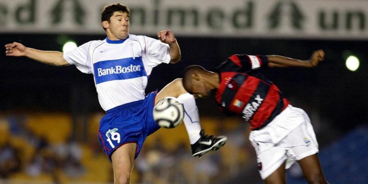 El día en que Álvarez y Mirosevic brillaron en el Maracanazo de la UC ante Flamengo