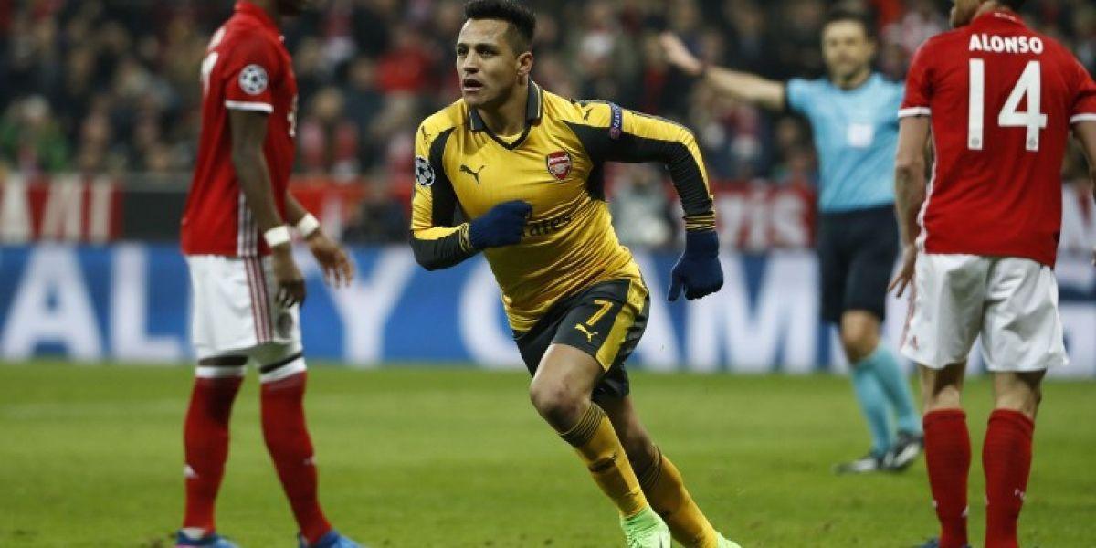 Bayern Munich se contacta con el agente de Alexis y es prioridad para renovar su ataque