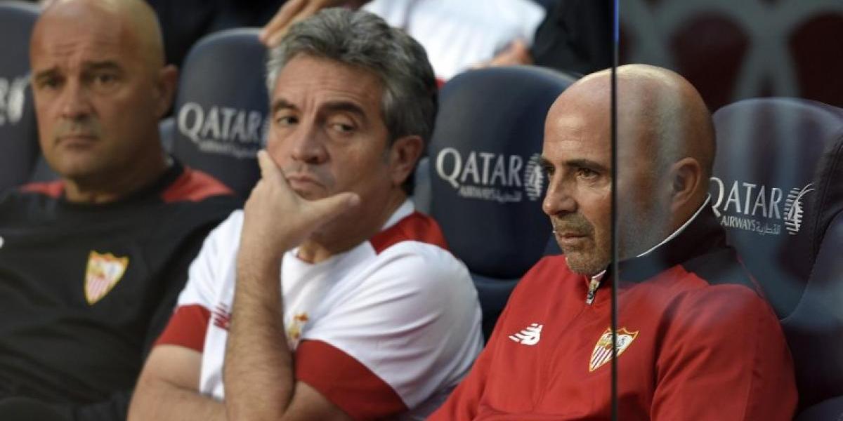 En Sevilla ahora critican el estilo de juego de Sampaoli y le mandan recado a Argentina