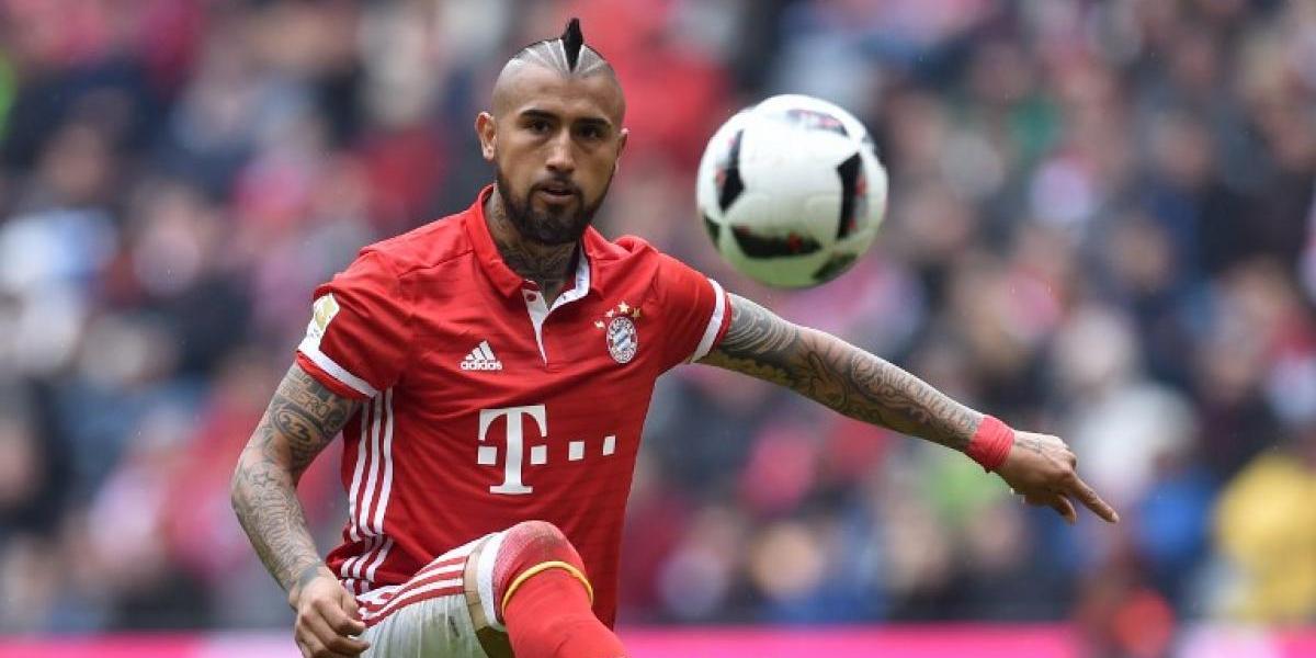 Bundesliga reconoce a Arturo Vidal y es candidato al once ideal de la temporada