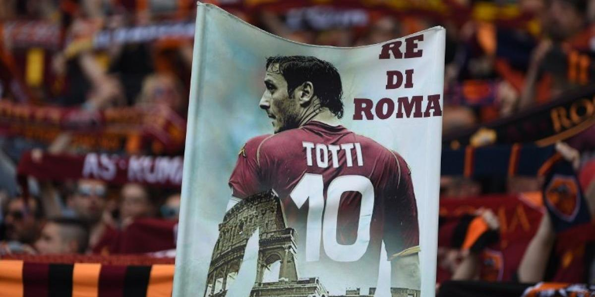 Los datos y récords más destacados en la eterna carrera de Francesco Totti