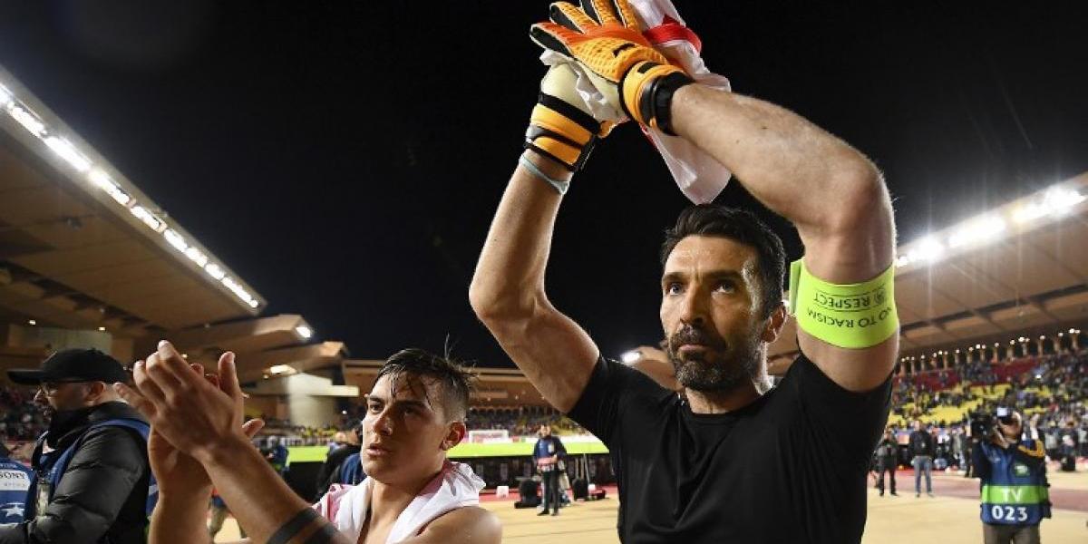 Gianluigi Buffon sigue agigantando su leyenda en Champions League