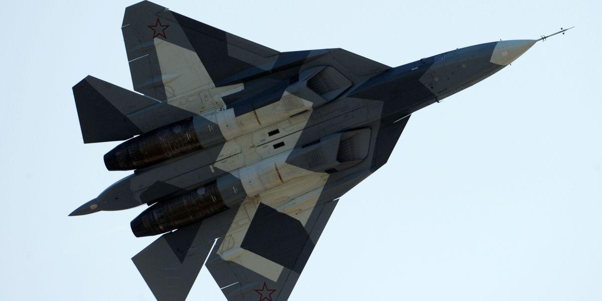"""El innovador avance tecnológico que convertirá a avión caza ruso en el """"asesino de barcos"""""""