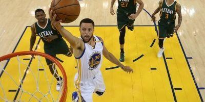 Durant guía a Warriors a tomar más ventaja frente a Jazz