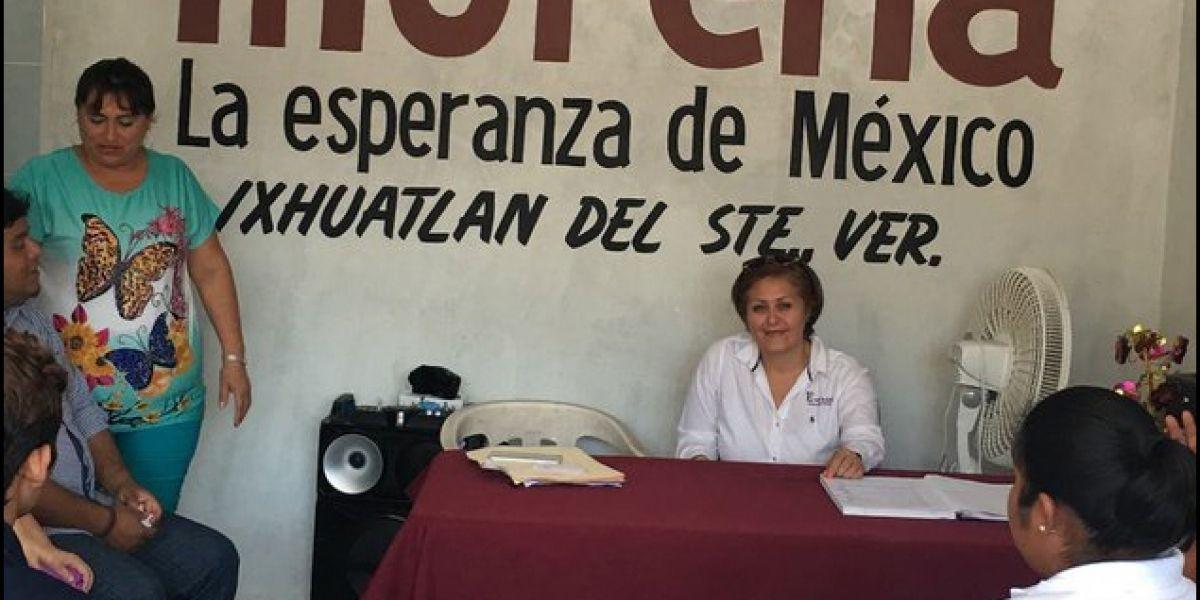 Eva Cadena podría ser investigada por la PGR por lavado de dinero