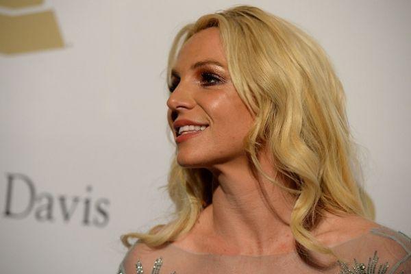 Así luce Britney Spears sin maquillaje