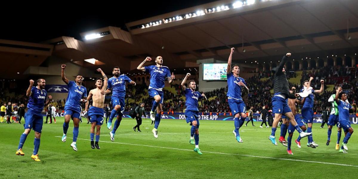La Juve se lleva ventaja a casa en la semis de la Champions League