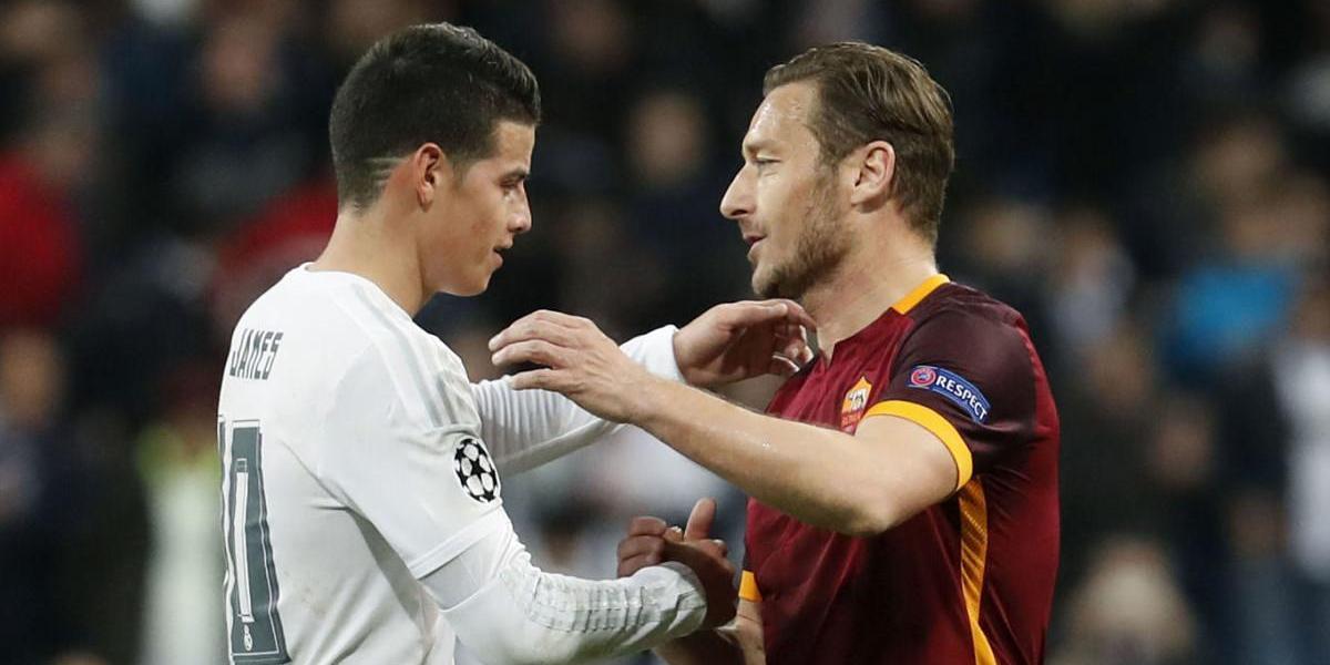 La vez en que Totti pudo haber traicionado a la Roma e irse al Real Madrid