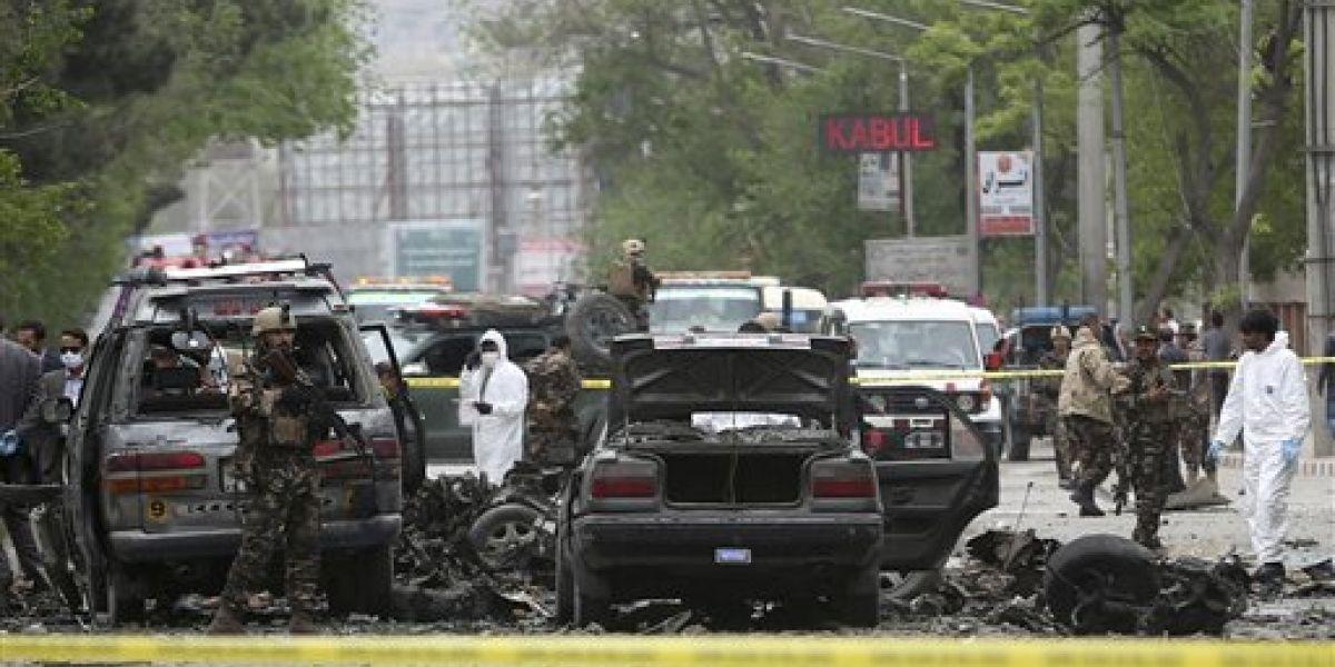 Estado Islámico ataca convoy de EE.UU.