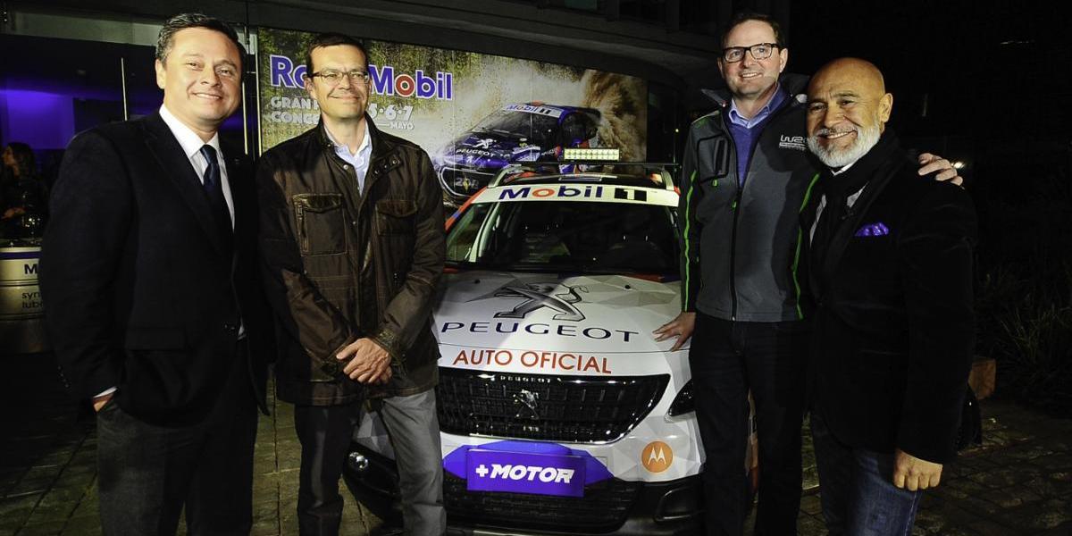 """Director del Mundial de Rally: """"Chile es un serio candidato para una fecha el 2019"""""""