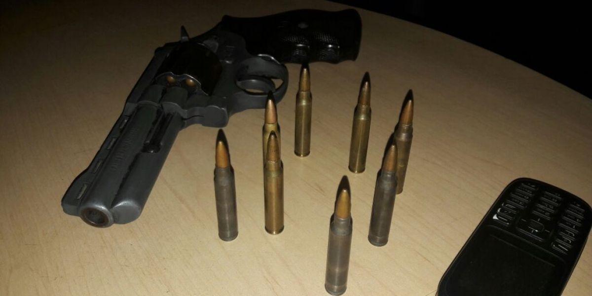 PNC evita dos ataques armados y detiene a cuatro personas