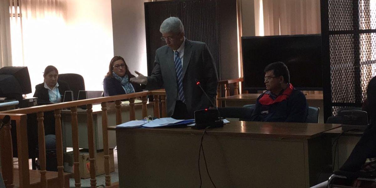 Revés judicial para exalcalde Arnoldo Medrano