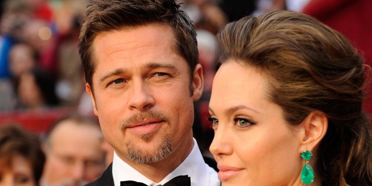 Después del divorcio, la primera sesión de Brad Pitt lo muestra triste y delgado