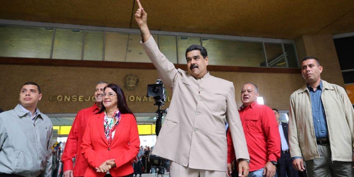Venezuela: Maduro oficializa el decreto de convocatoria de Constituyente