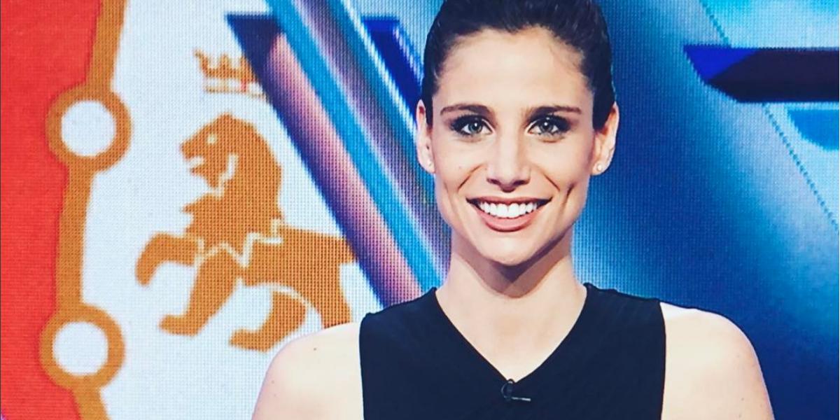 ¡Sorpresa! Lucía Villalón sigue relacionada con el futbol alemán