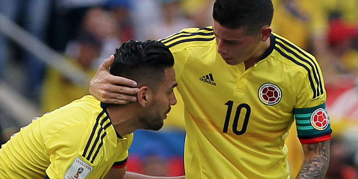 La selección Colombia goleó 4-0 a una débil Camerún, en España