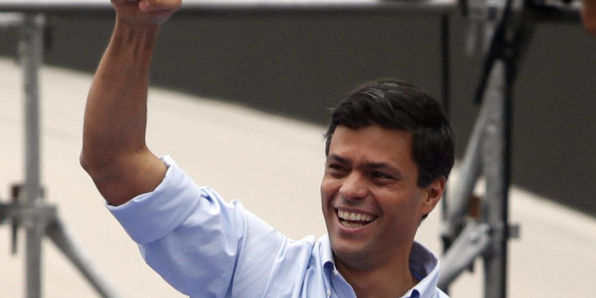 Se da a conocer video en el que Leopoldo López desmiente su muerte