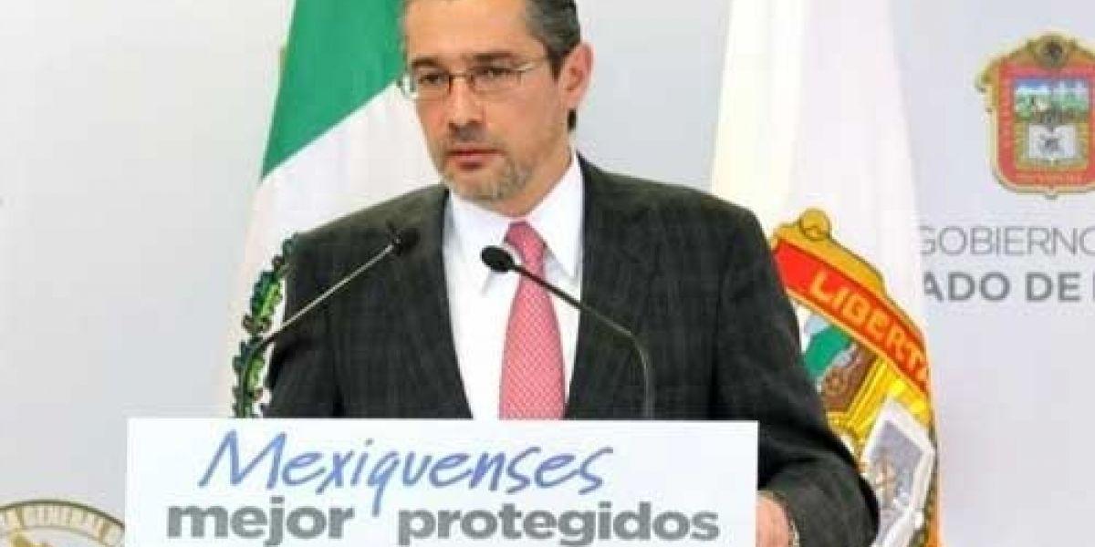 Buscan aumentar seguridad en Edomex con creación de fiscalías