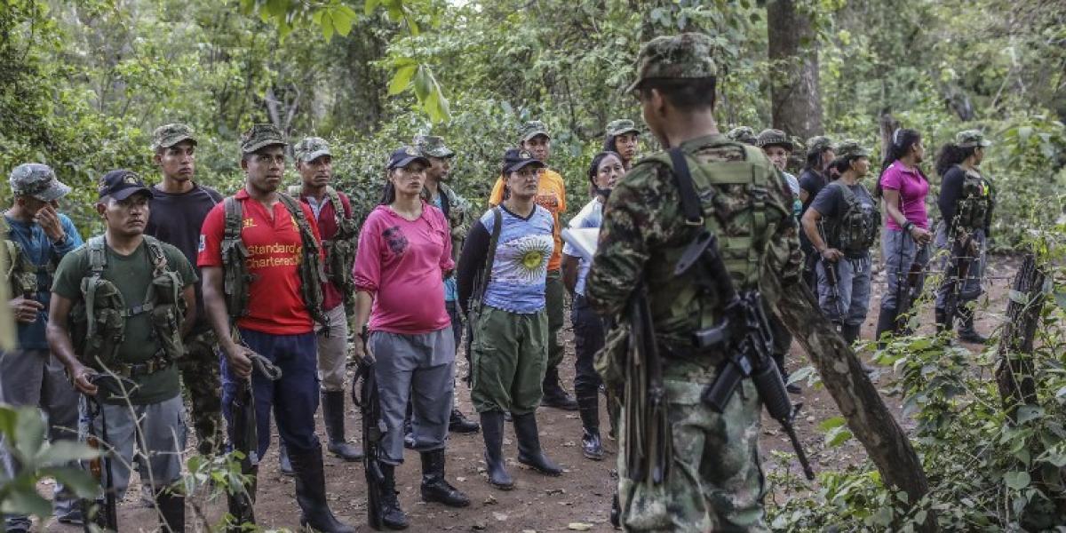 Desarme de las Farc en Colombia entra en la recta final: solo han entregado 140 de las 7 mil armas