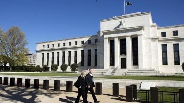 Fed mantiene sin cambios tasa de interés en EU