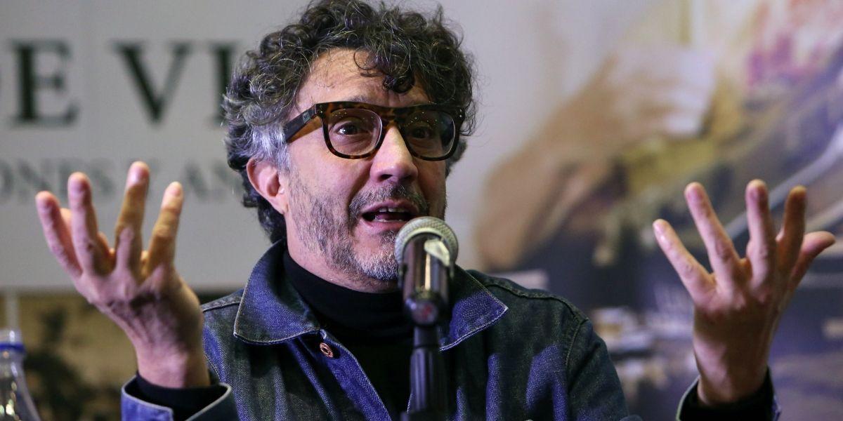 Fito Páez regresa a Colombia con su gira 'Ciudad liberada tour'