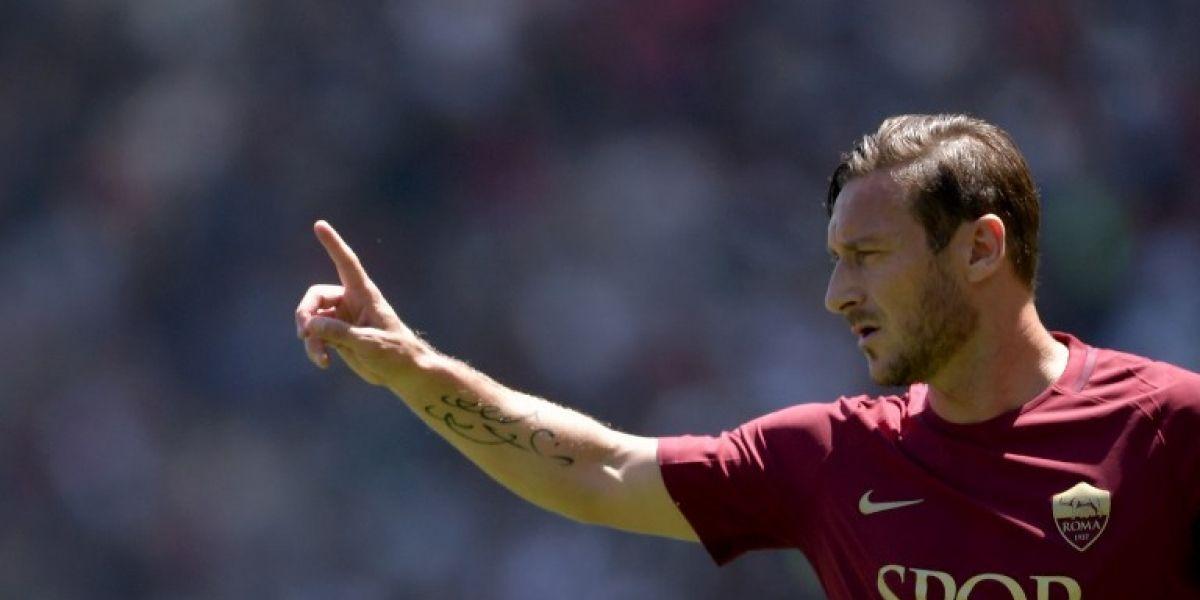 ¡Adiós, Capitano! Francesco Totti se retirará al final de la temporada