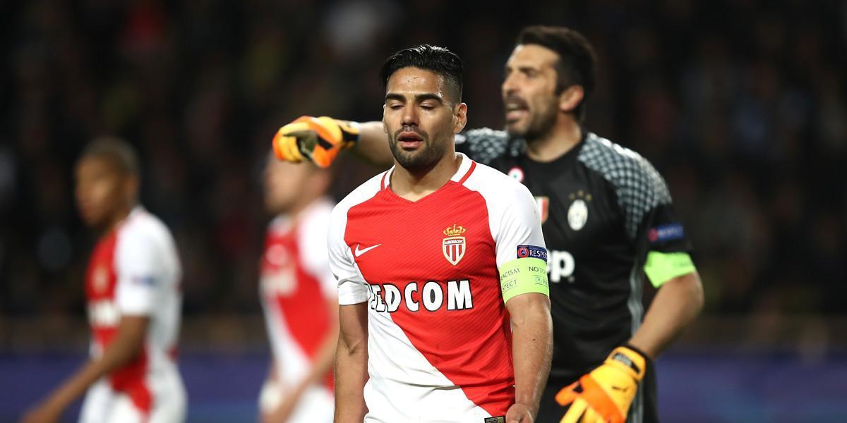 ¡La jaula del Tigre! Juventus anuló a Falcao y ganó en Mónaco (0-2)