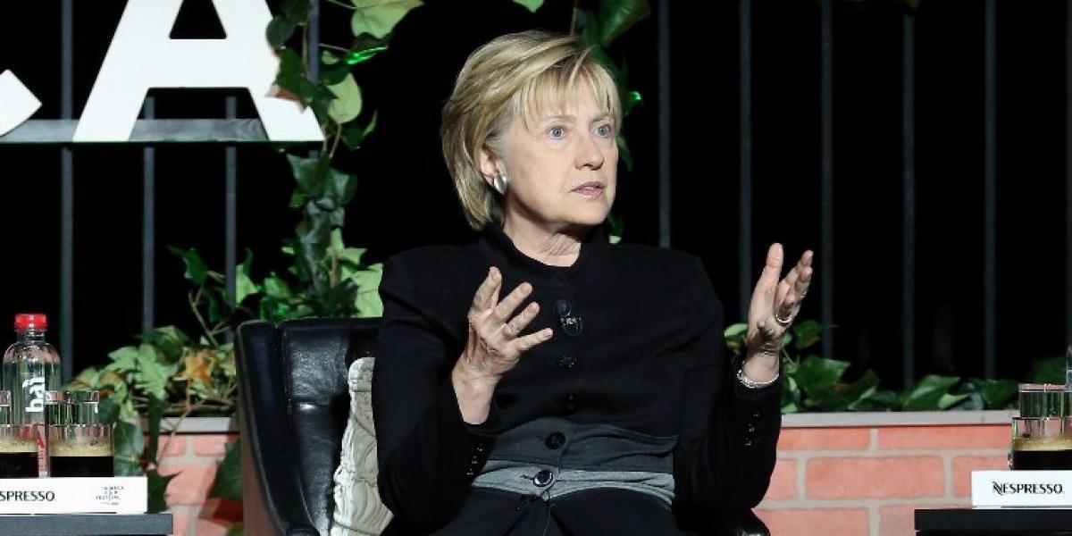 Hillary Clinton afirma que perdió elecciones presidenciales por Rusia, WikiLeaks y el FBI