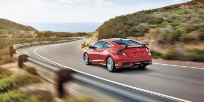 Civic Si ganha turbo e herda suspensão do Type R