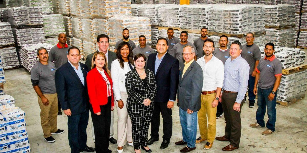 Empresa boricua anuncia alianza para promover industria de construcción