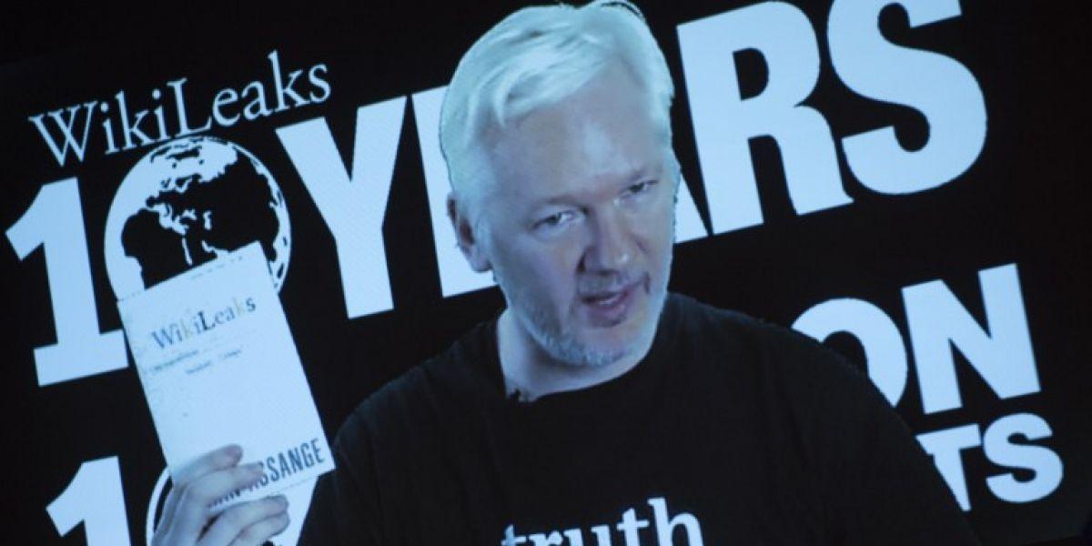 Assange presenta nuevo recurso contra orden de detención