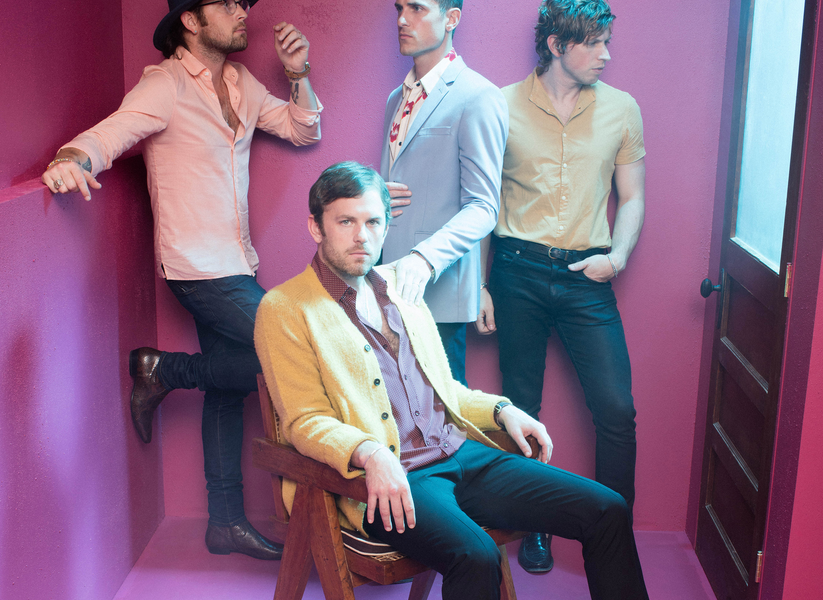 Kings of Leon confirma concierto en la CDMX