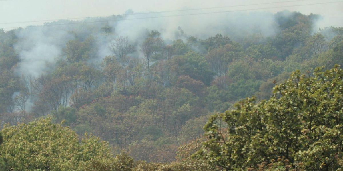 Desactivan emergencia atmosférica en Guadalajara tras incendio en La Primavera