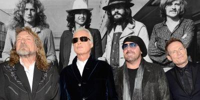 Ven posible reunión de Led Zeppelin