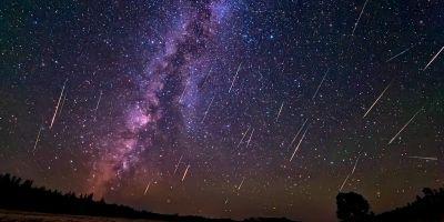 Este fin de semana podrás observar la lluvia de estrellas Eta Acuáridas