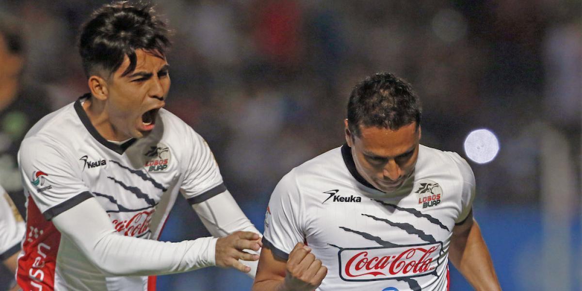 Lobos BUAP toma ventaja en la final del Ascenso MX