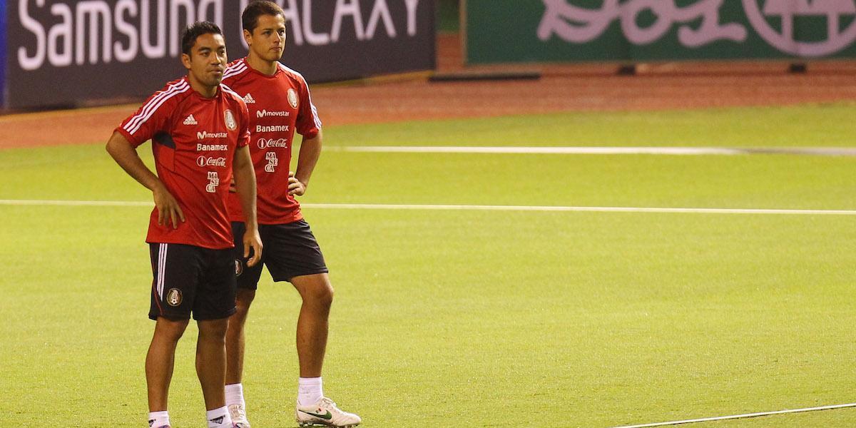 Chicharito y Fabián, nominados para el 11 ideal de la Bundesliga