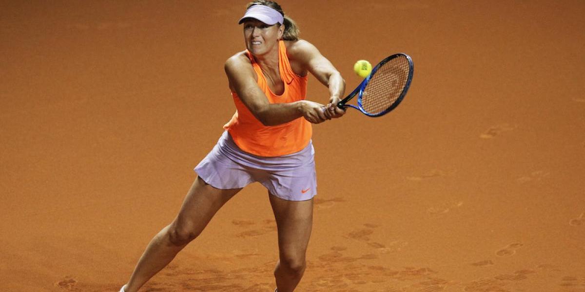 Sharapova sabrá si la invitan a Wimbledon hasta el 20 de junio